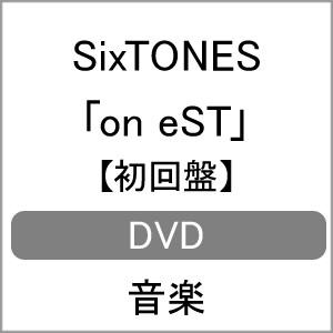 [枚数限定][限定版]on eST(初回盤)【DVD】/SixTON...
