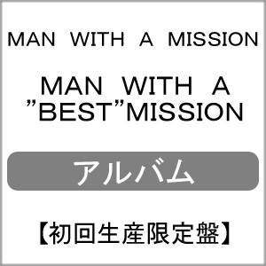 """[枚数限定][限定盤][先着特典付]MAN WITH A""""BEST..."""