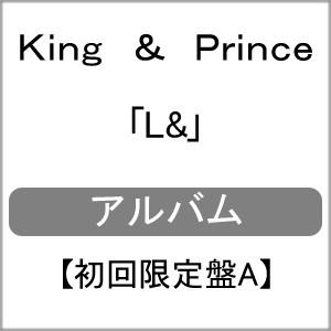 [枚数限定][限定盤]L&(初回限定盤A)【CD+DVD】/K...