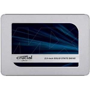 Crucial CT500MX500SSD1JP Crucial 3D NAND TLC S...