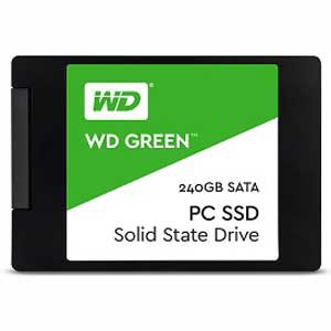 ウエスタンデジタル WDS240G1G0A WesternDigital SSD WD Greenシリーズ 240GBWesternDigital WD Green[WDS240G1G0A]【返品種別B】