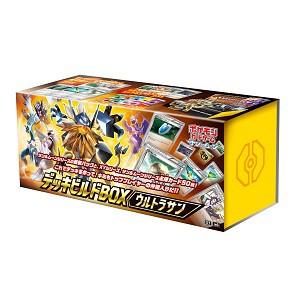ポケモン ポケモンカードゲーム サン&ムーン デッキビルドBOX ウルトラサントレーディングカード 【返品種別B】