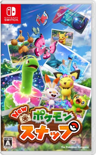 【上新オリジナル特典付】【Switch】New ポケモン...