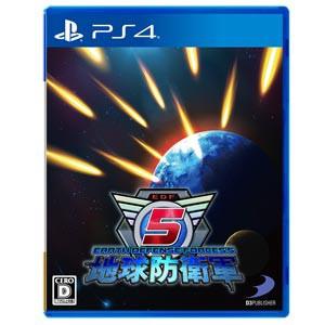【PS4】地球防衛軍5 PLJS-70056 PS4チキュウボウエイ5【返品種別B】