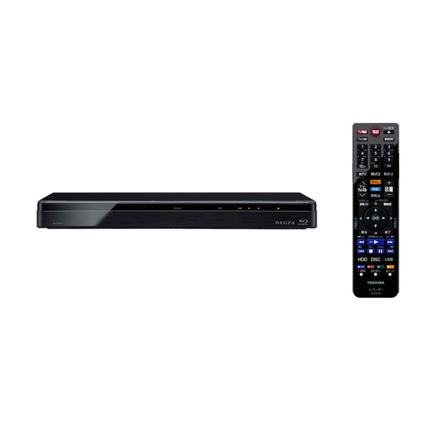 東芝 DBR-W507 500GB HDD/2チューナー搭載3D対応ブルーレイレコーダーTOSHIBA REGZA レグザブルーレイ[DBRW507]【返品種別A】