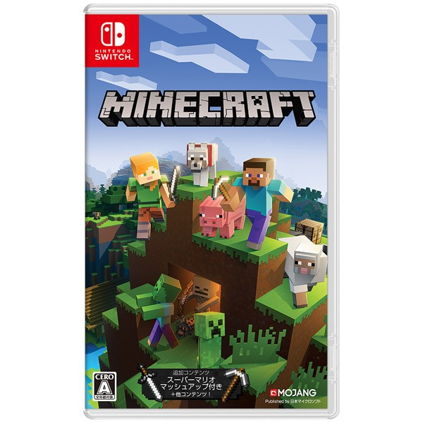 【Switch】Minecraft【返品種別B】