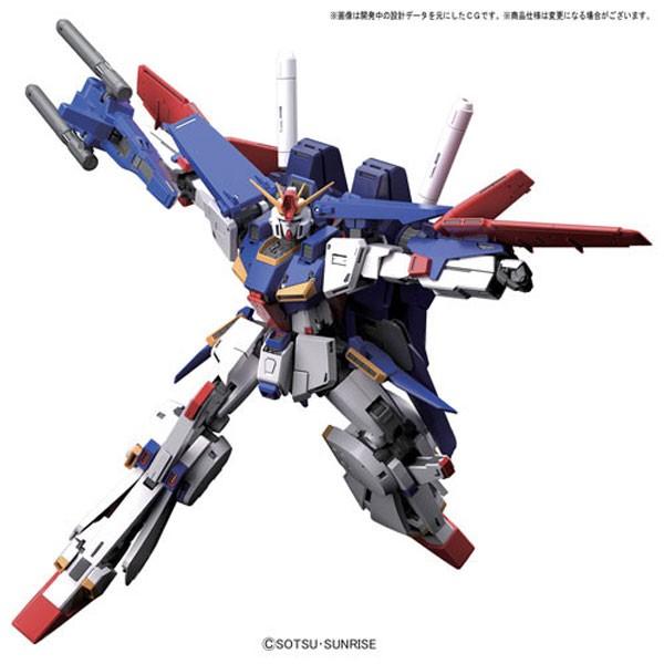 バンダイ 1/100 MG ダブルゼータガンダム Ver.Ka(機動戦士ガンダムZZ)ガンプラ 【返品種別B】
