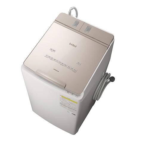 日立 BW-DX90F-N 9.0kg 洗濯乾燥機 シャンパンHITACHI ビートウォッシュ[BWDX90FN]【返品種別A】