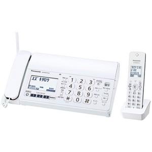 パナソニック KX-PZ210DL-W デジタルコードレス普...