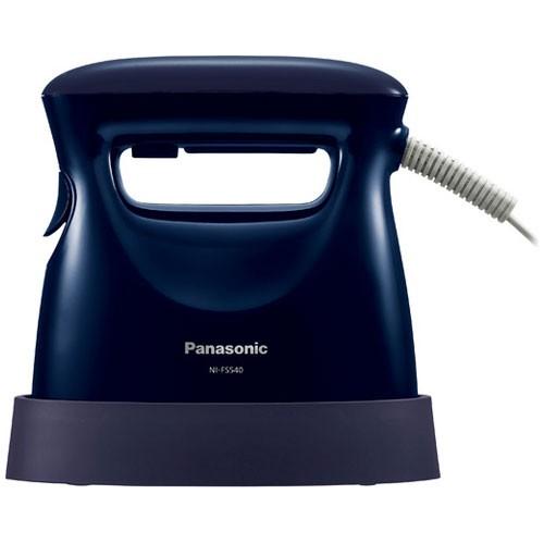 パナソニック NI-FS540-DA コードつき衣類スチーマー(ダークブルー)Panasonic[NIFS540DA]【返品種別A】