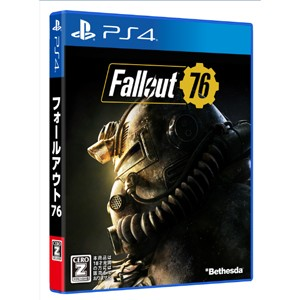 【PS4】Fallout 76 PLJM-16298 PS4 フォールアウ...