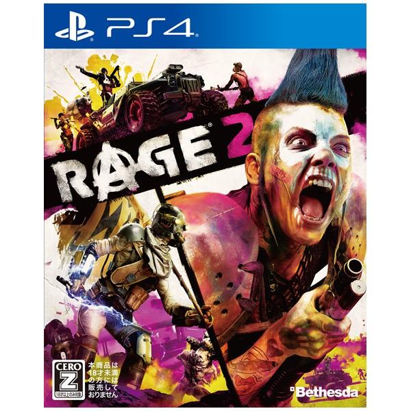 【PS4】RAGE 2【返品種別B】