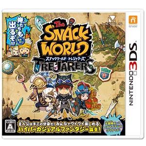 【封入特典付】【3DS】スナックワールド トレジャ...
