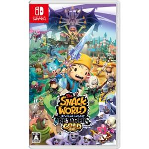 【封入特典付】【Nintendo Switch】スナックワー...