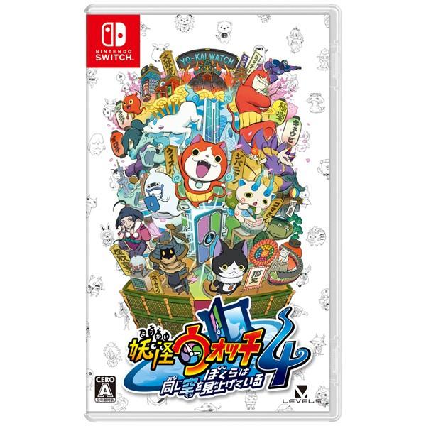 【封入特典付】【Nintendo Switch】妖怪ウォッチ4...