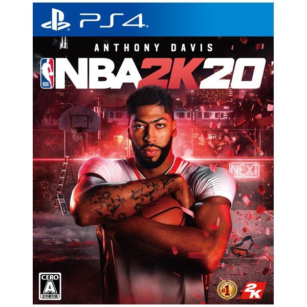 【PS4】NBA 2K20 通常版【発売日以降出荷分】【...