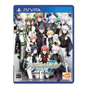 【PS Vita】アイドリッシュセブン Twelve Fantasia! (通常版) VLJS8003 PSVアイドリッシュ【返品種別B】