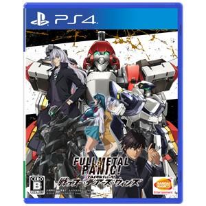 【PS4】フルメタル・パニック!  戦うフー・デ...