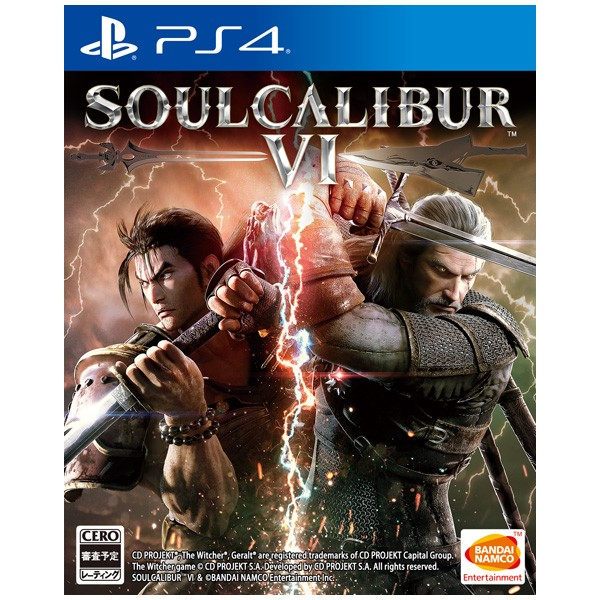 【デジタル特典付】【PS4】SOULCALIBUR VI PLJS-3...