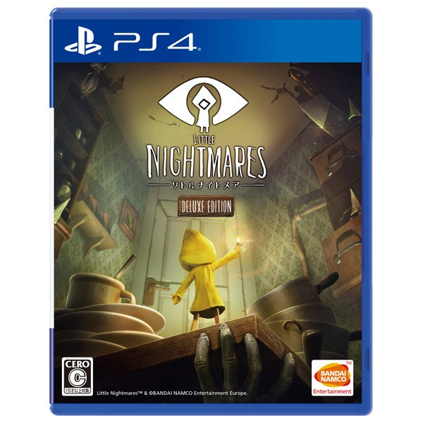 【PS4】LITTLE NIGHTMARES-リトルナイトメア- Del...