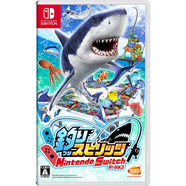 【特典付】【Nintendo Switch】釣りスピリッツ Ni...