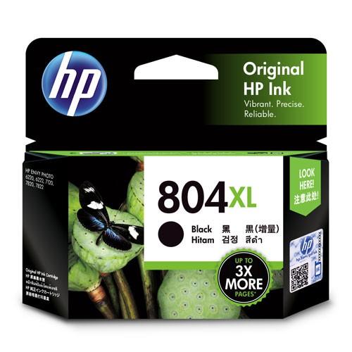 HP(エイチピー) T6N12AA HP 804XL インクカート...