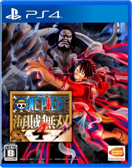 【上新オリジナル特典付】【PS4】ONE PIECE 海賊...