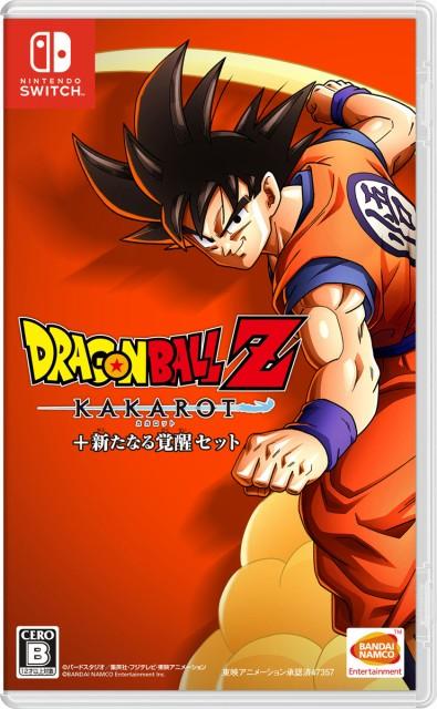 【封入特典付】【Switch】ドラゴンボールZ KAKARO...