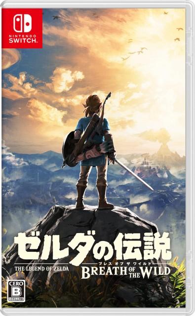 任天堂 【Nintendo Switch】ゼルダの伝説 ブレス...
