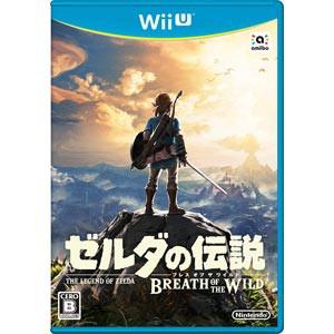 【Wii U】ゼルダの伝説 ブレス オブ ザ ワイルド...