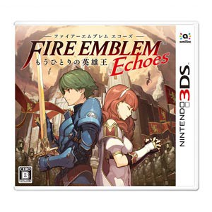 【3DS】ファイアーエムブレム Echoes もうひとり...