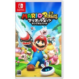 【Nintendo Switch】マリオ+ラビッツ キングダム...