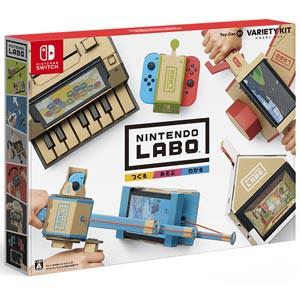 任天堂 【Nintendo Switch】Nintendo Labo 01 : V...