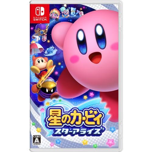 【Nintendo Switch】星のカービィ スターアライ...