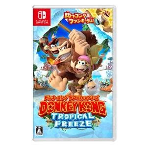 【Nintendo Switch】ドンキーコング トロピカル...