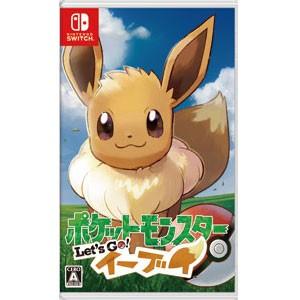 【Nintendo Switch】ポケットモンスター Let's Go...