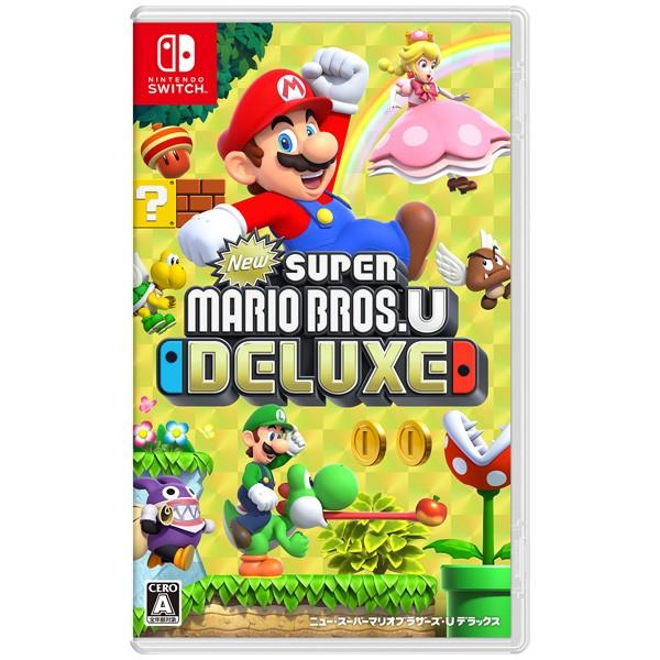【Nintendo Switch】NEW スーパーマリオブラザー...