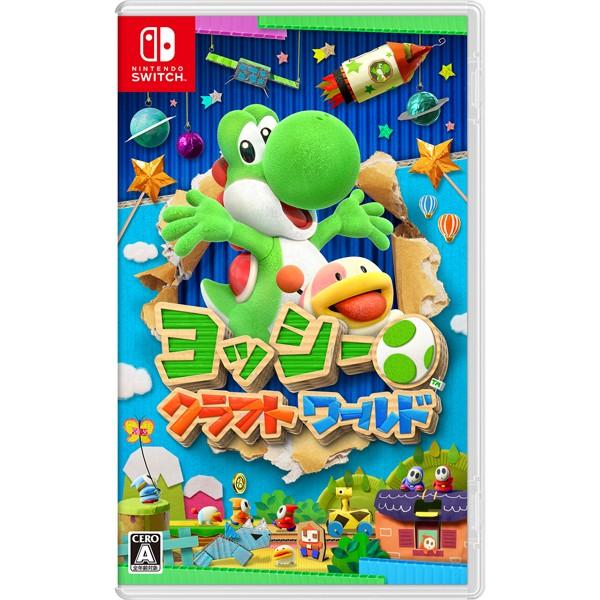 【Nintendo Switch】ヨッシークラフトワールド【...
