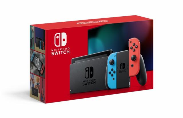 【新モデル】Nintendo Switch 本体【Joy-Con(L) ...