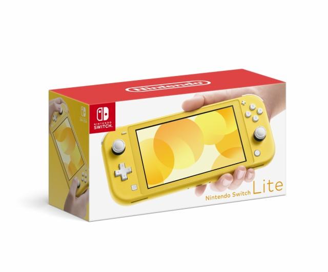 Nintendo Switch Lite イエロー【返品種別B】