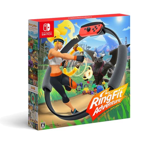 【Nintendo Switch】リングフィット アドベンチャ...