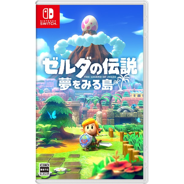 【Nintendo Switch】ゼルダの伝説 夢をみる島 通...