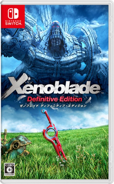 【Switch】Xenoblade Definitive Edition【返品種...