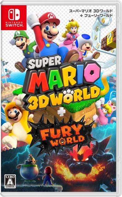 【Switch】スーパーマリオ 3Dワールド + フュー...