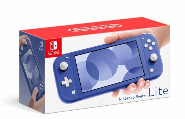 Nintendo Switch Lite ブルー 返品種別B