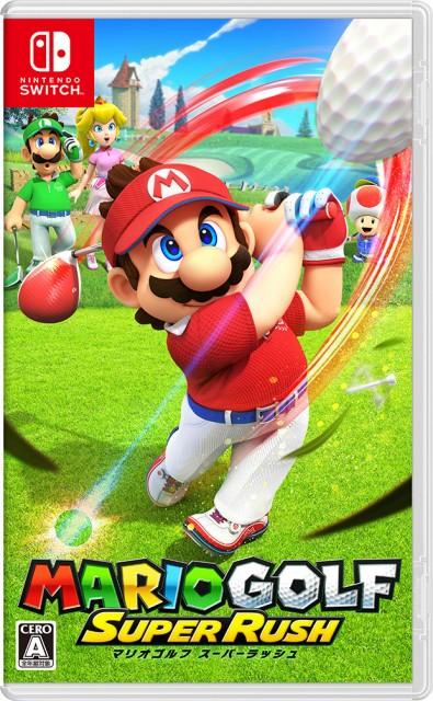 【Switch】マリオゴルフ スーパーラッシュスーパ...