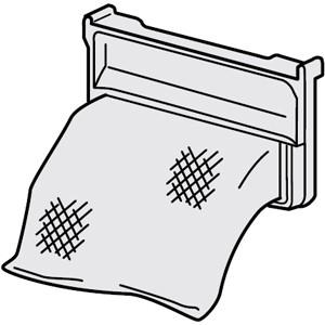 日立 NET-7S2 洗濯機用糸くずフィルター日立洗濯...