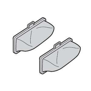 日立 NET-K8LV 洗濯機用糸くずフィルター(2個入)...