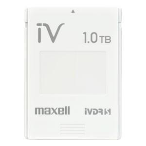 マクセル iVDR-S規格対応リムーバブル・ハードデ...