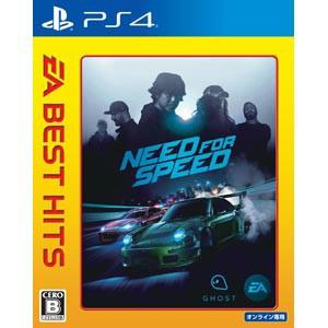 【PS4】EA BEST HITS ニード・フォー・スピードベ...